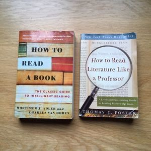 Books: Tips on How to Read Books